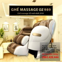 Ghế Massage AMUA - OZUNO OZ 909